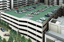 自走式駐車場(立体)