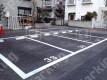 西新宿3 月極駐車場の周辺写真